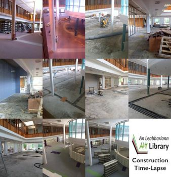 AIT Library Time-Lapse by Rurther