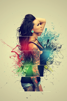 My First Photomanipulation by Hederath