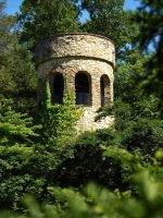Chimes Tower 3 by Dracoart-Stock