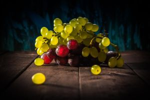 Grapes by TheFantasyMaker2