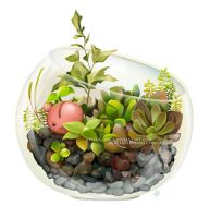 Terrarium Series 2 by circus-usagi