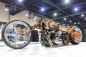 Insane Honda Custom by DrivenByChaos