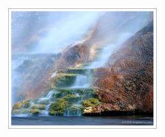 Steaming Cascade by anonymous66