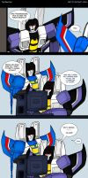 The Reaction by Comics-in-Disguise