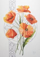 Poppies by lazygirl-29