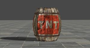 re6 TNT barrel by zeushk
