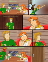 TLOZ: Cursed Shield pg.48 by OscarAnoA