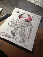 Pennywise by QuetzalRevolver