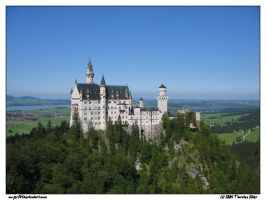 Neuschwanstein by cooper2k4