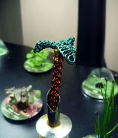 Chainmaille Banana Tree by chainmaille