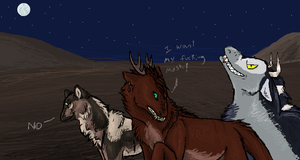 iScribble Collab #10 by Silvadruid