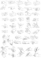 50 Hand Challenge by JohnRaptor