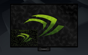 nVIDIA Geforce wallpapers by yorgash