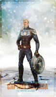 Captain America - Winter Soldier by Zartbitter-Salat