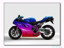 Ducati Colour by TwistedWhiskers