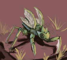 scyther again by Amazing-Toaster