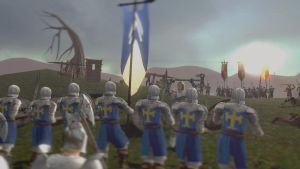 Holding the line ::Age of Chivalry:: by guywiththesuitcase