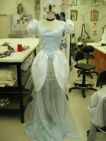 Cinderella In Progress by AllenGale