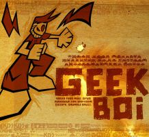 .gEEk Boi by GagaMan