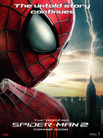 [POSTER] The Amazing Spider-man 2 / Fan Made #5 by WibblySpidey