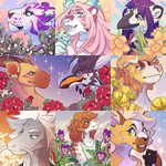 batch of icons! by aspeneyes