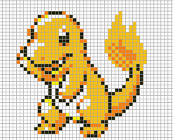 Charmander by Hama-Girl