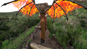 Pam Daemon Outfit 02 by okario
