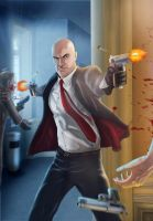 Hitman Absolution by Lightning-Stroke