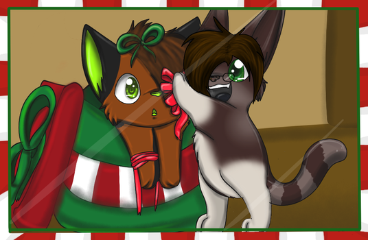 You Are The Gift Silly! by MissKittens