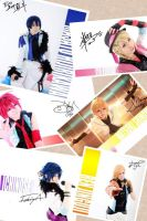 Starish Uta no Prince sama by Benkeisuki
