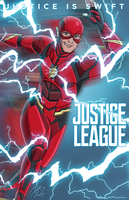 The Flash - Justice is Swift by kelvin8