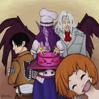 Happy Bday! by arthcor