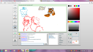 iscribble 3 by luna-howltothemoon