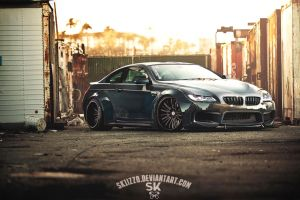 BMW M6 LB Works by Sk1zzo