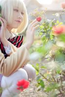 Ao no Exorcist_shiemi by hybridre