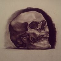 Skull by Ching-JT