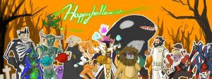 Dota2 - HappyHalloweenPatch by spidercandy