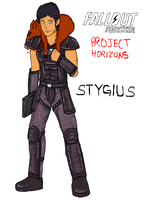 Stygius humanized by glue123