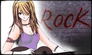 Rock by Vegigi