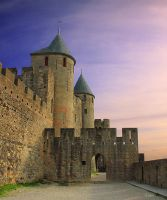 Carcassonne by Louis-photos