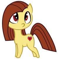 Iron Heart Cutie by TheIronHeart