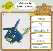 PKMN Crossing App: Trubbish by datBetch