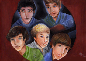 One Direction by Jullith