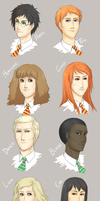 HP Students by 0theghost0