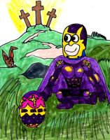 Bibleman Has a Happy Easter by SonicClone