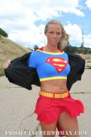 Super Michaela to the Rescue by Project-Superwoman