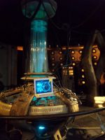 London Trip: The Doctor Who Experience 1 by penniavaswen