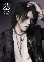 Aoi - the GazettE by crysticx