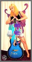 Rock and Roll Fairy 1 by Reincarnators