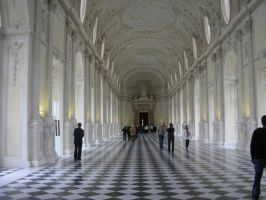 Venaria Palace by Sweetymoon